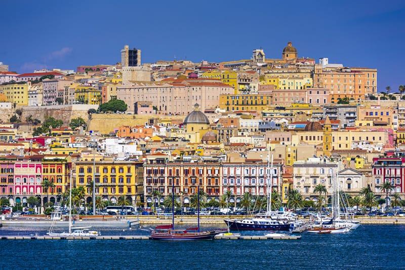 Sardegna Sud cosa vedere - Cagliari