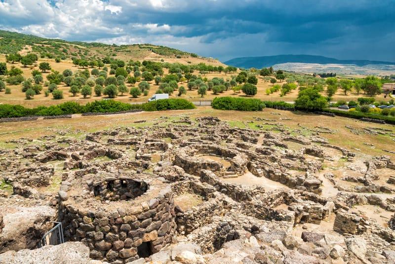 Cosa visitare in Sardegna centro - Barumini Su Nuraxi