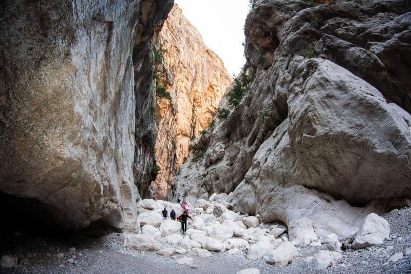 Cosa fare in Sardegna - Gole di Gorropu Orgosolo