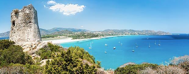 Sardegna cosa vedere da nord a sud