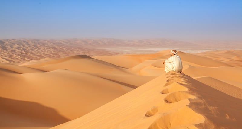 Deserto - viaggiare sicuri arabia saudita