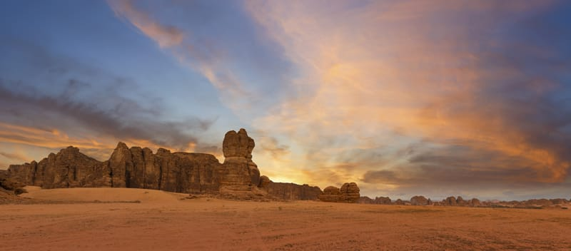 Al Ula - Viaggiare sicuri Arabia Saudita