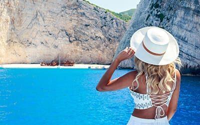 blog grecia guida di viaggio - spiagge più belle zante