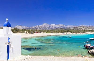 Bike Tour Cicladi: Naxos, Paros, Antiparos - Tour Operator Grecia
