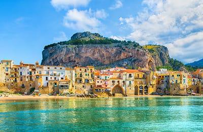 Gran Tour Sicilia + Caicco Eolie - Tour Operator Sicilia