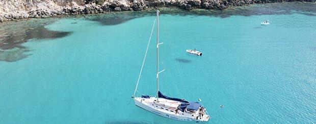 Tour Isole Pelagie in Barca a Vela - Crociera Isole Pelagie
