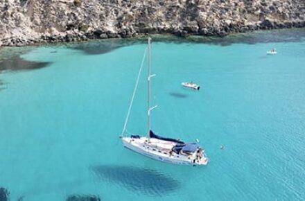 Crociera in Barca a Vela: Isole Pelagie - Tour Operator Sicilia