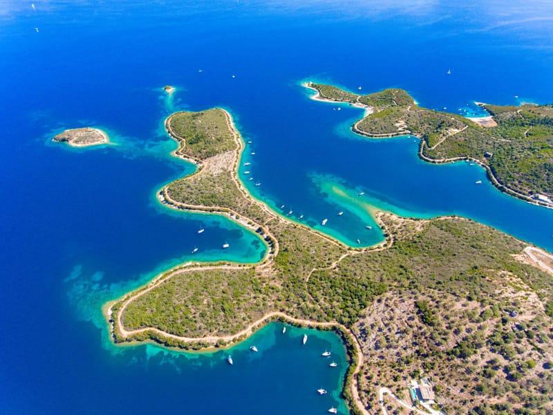 meganissi Lefkada grecia