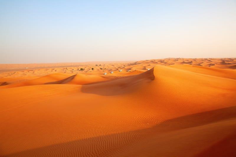Cosa vedere in Arabia saudita cosa fare - Red Sand Dunes