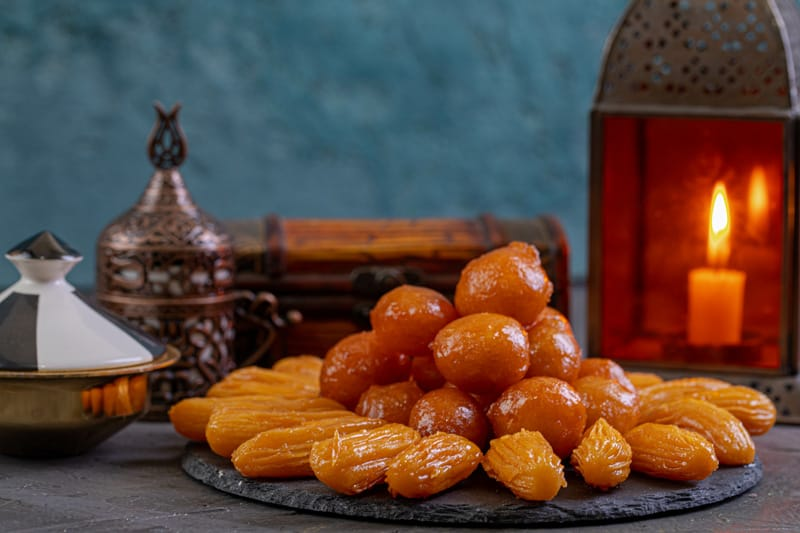 Luqaimat, cosa mangiare in Arabia Saudita, cucina saudita