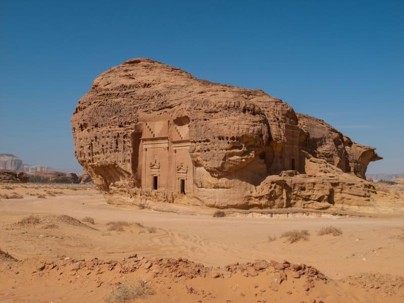 Arabia Saudita storia dell'Arabia Saudita in breve - Nabatei Hegra Mada'in Saleh Al Ula