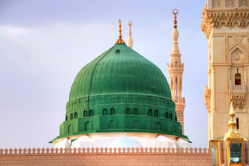 Storia dell'Arabia Saudita in breve - Islam Medina