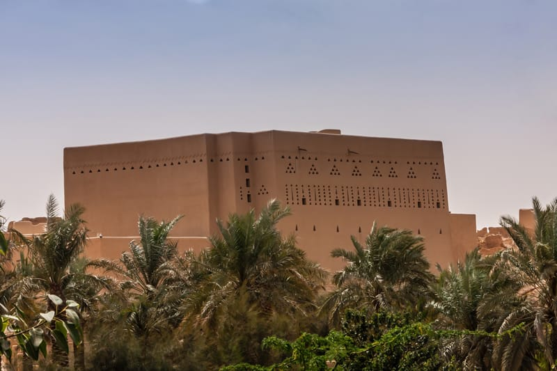 Storia dell'Arabia Saudita storia in breve - Primo stato saudita Diriyah Emirato