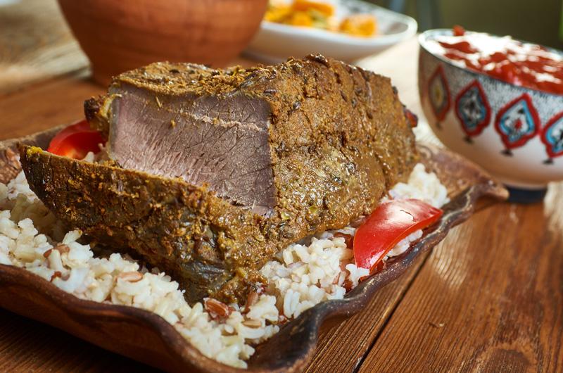 Cosa mangiare in Oman, Shuwa