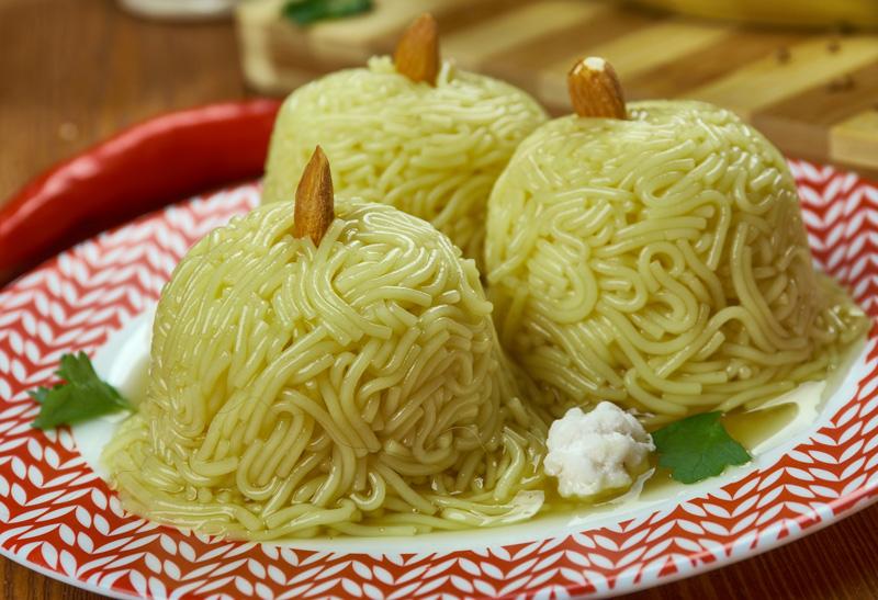 Cucina Oman, cucina omanita, Halawet Ahmad
