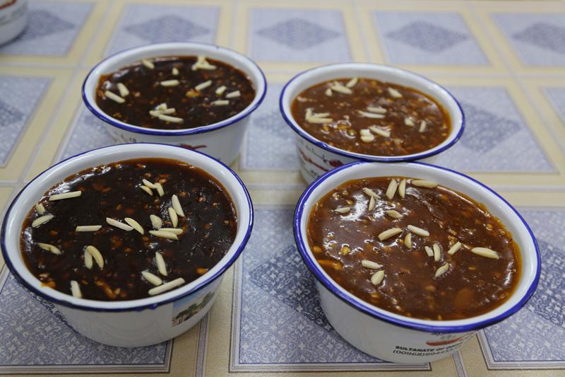 Halwa, cosa si mangia in Oman