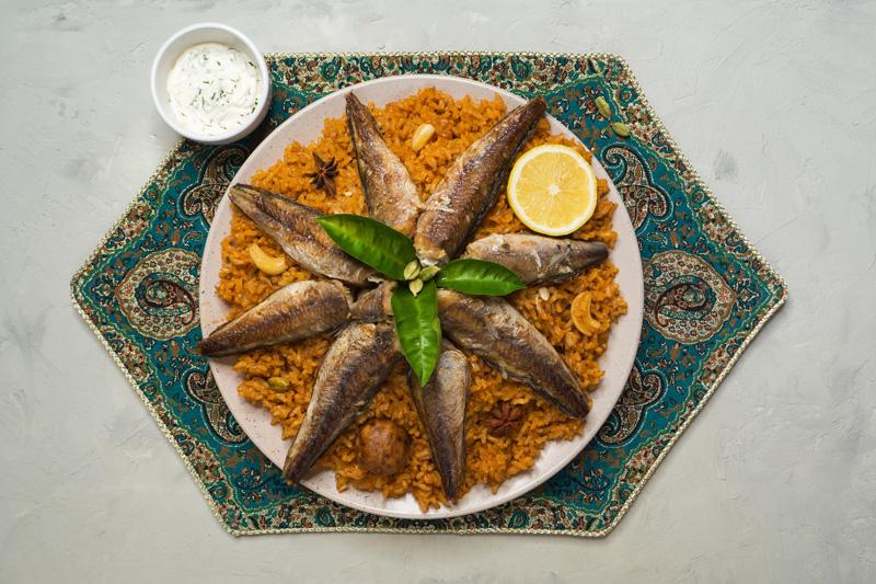 Mashuai, cucina omanita, cosa mangiare in Oman