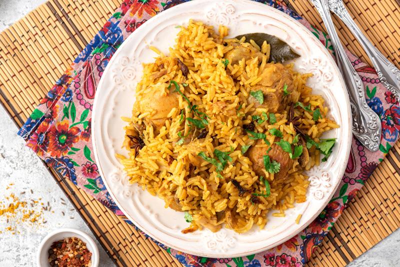 Majboos, cosa mangiare in Oman