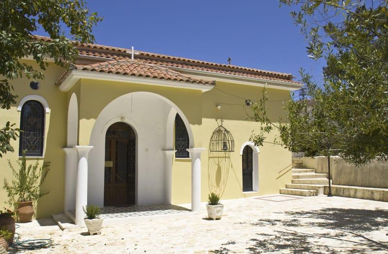 monastero katharon cose da vedere isola itaca