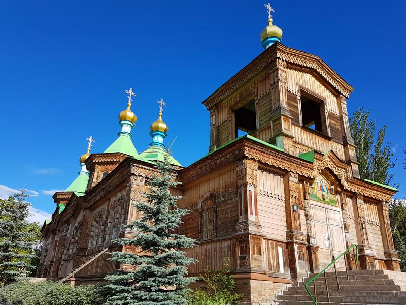 Cattedrale ortodossa Karakol