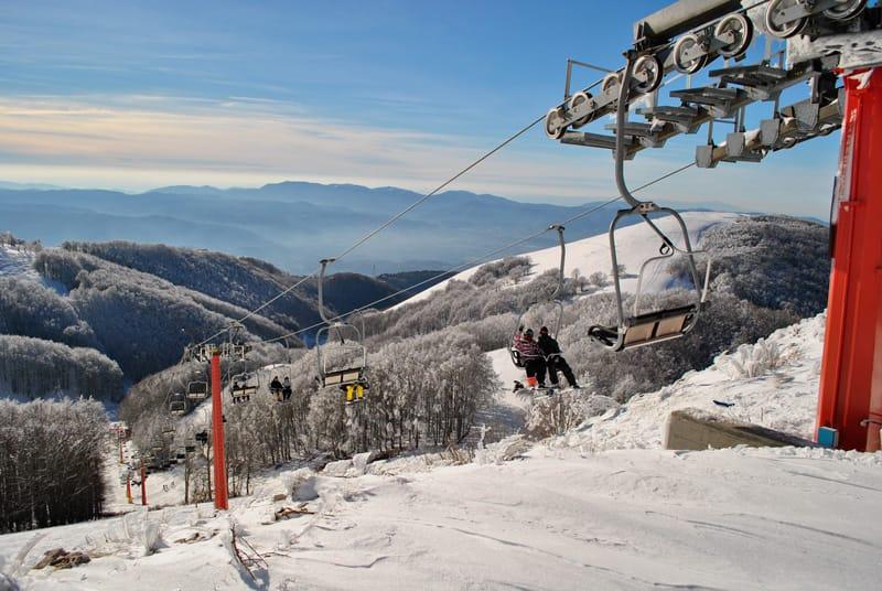 Cosa fare nel Lazio - Sciare sul Monte Terminillo