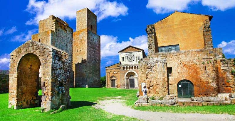 cosa visitare nel Lazio - Tuscania