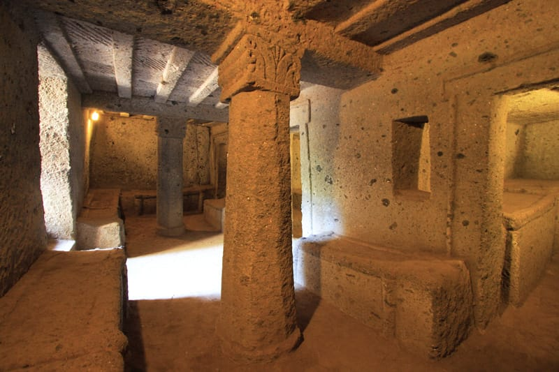 cosa visitare nel Lazio - Cerveteri