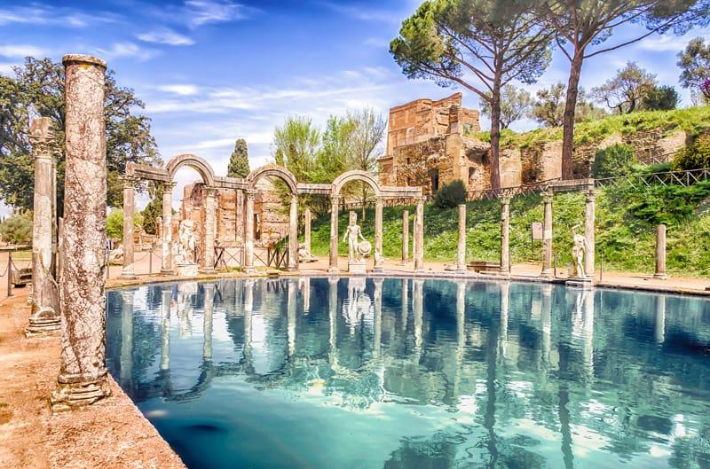 Cosa vedere nel Lazio - Tivoli