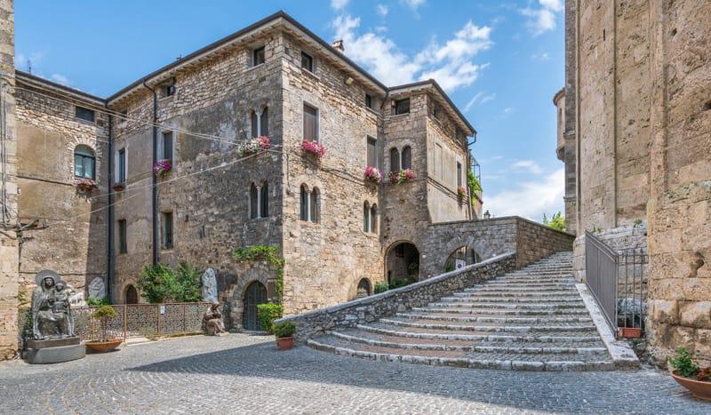 Cosa vedere nel Lazio cosa visitare - Anagni