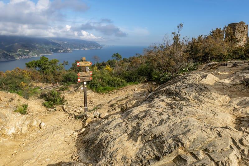 Cosa fare in Liguria - Trekking alle Cinque Terre