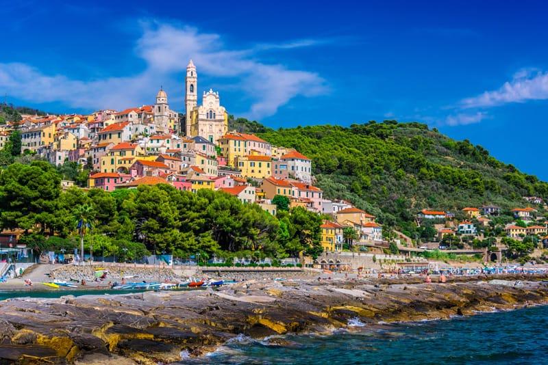 Cosa visitare in Liguria cosa vedere in Liguria di Ponente - Cervo