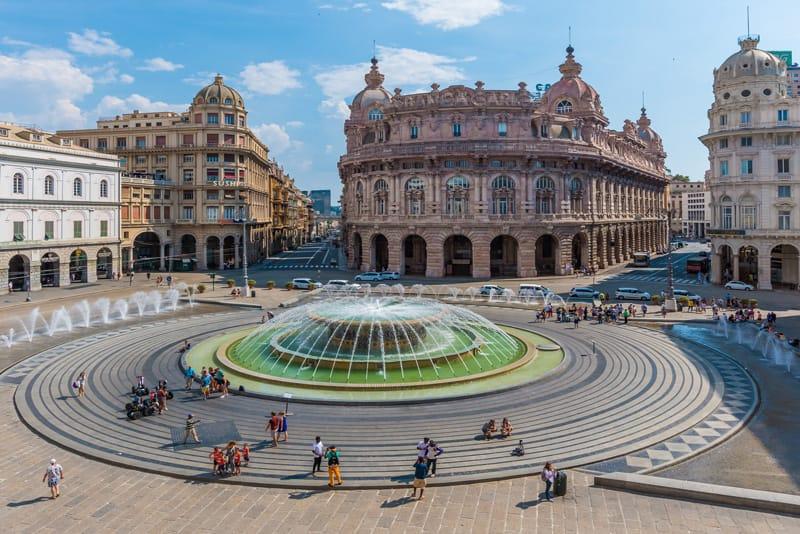 Cosa visitare in Liguria cosa vedere in Liguria di Levante - Genova