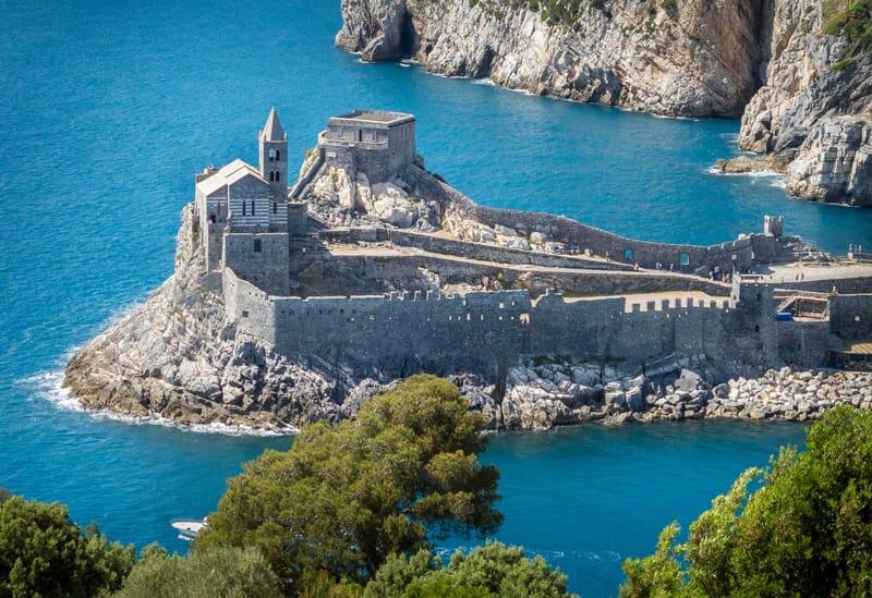 Cosa visitare in Liguria cosa vedere in Liguria di Levante - Portovenere