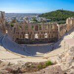 Blog grecia guida di viaggio - Odeon di Erode Attico Atene