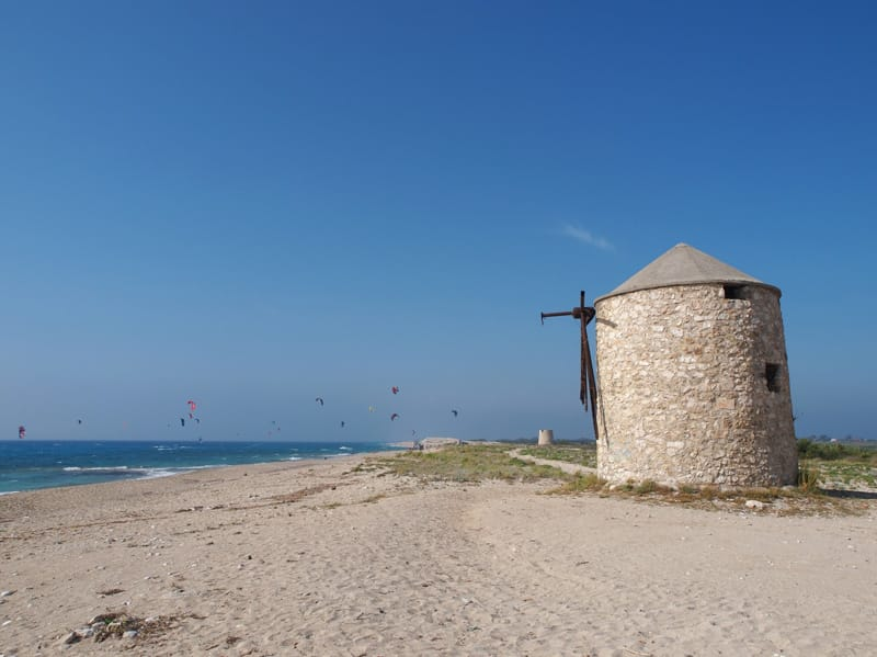 Agios ioannis spiaggia dei mulini Lefkada