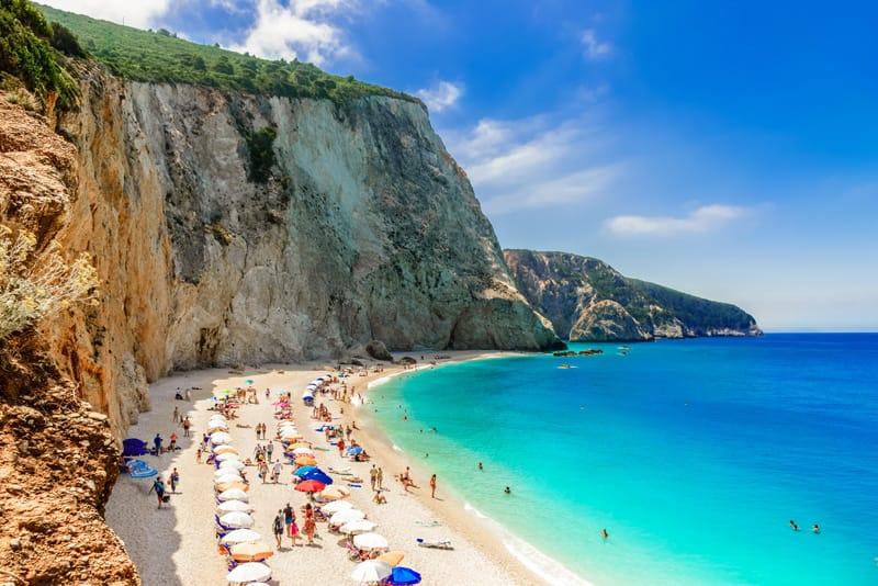 porto katsiki spiagge migliori di Lefkada