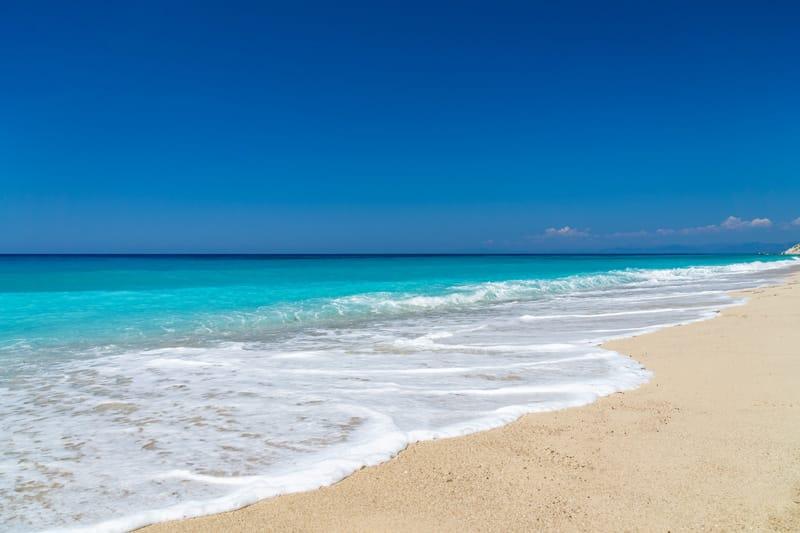 pefkulia foto spiagge lefkada