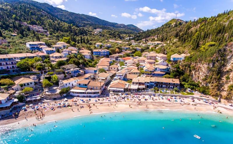 Agios Nikitas spiagge migliori Lefkada