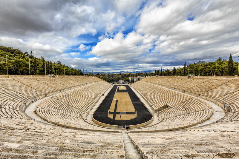 stadio panathinaiko atene