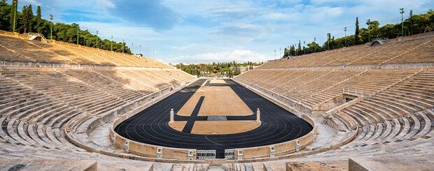 Stadio Panathinaiko di Atene