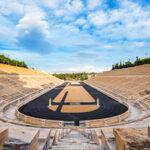 blog grecia guida di viaggio - Lo stadio panathinaiko di atene