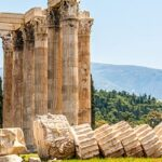 Blog Grecia guida di viaggi - tempio zeus olimpio