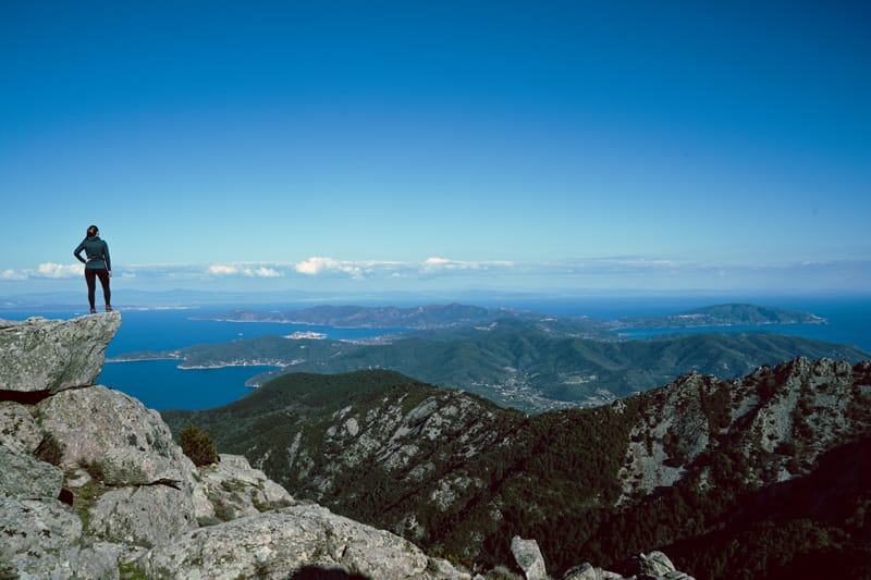 Toscana cosa fare - Trekking Isola d'Elba