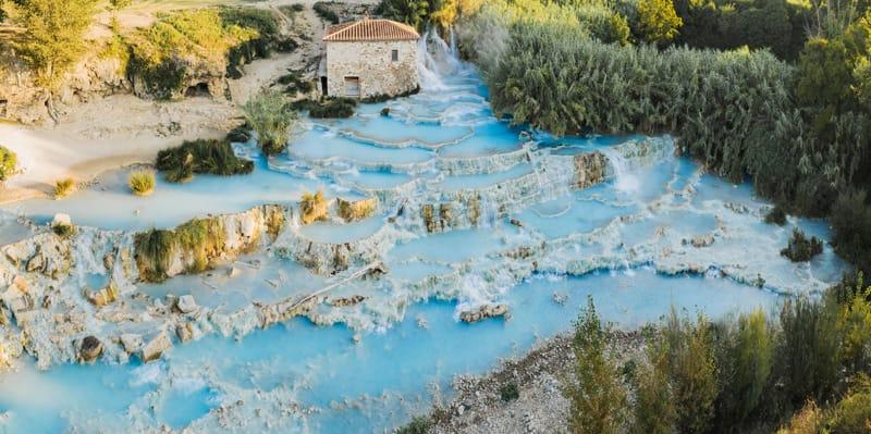 Cosa visitare in Toscana cosa vedere - Saturnia