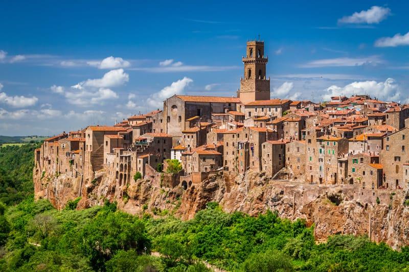 Cosa visitare in Toscana cosa vedere in 3 giorni - Sovana e Pitigliano