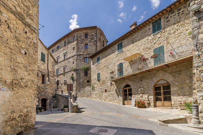 Cosa visitare in Toscana cosa vedere - Sarteano