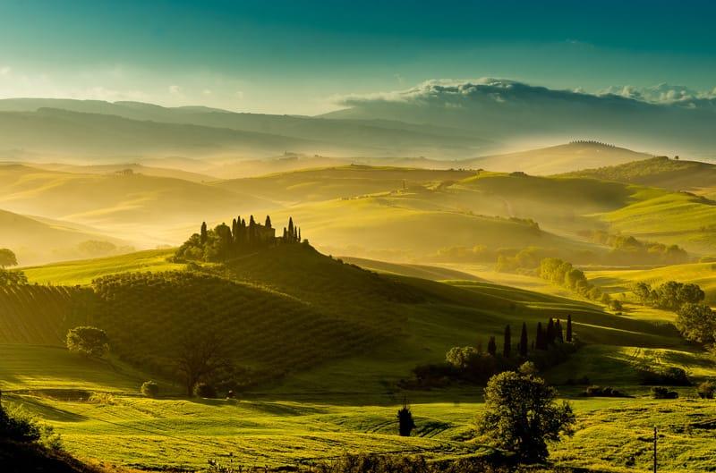Cosa visitare in Toscana cosa vedere Val d'Orcia