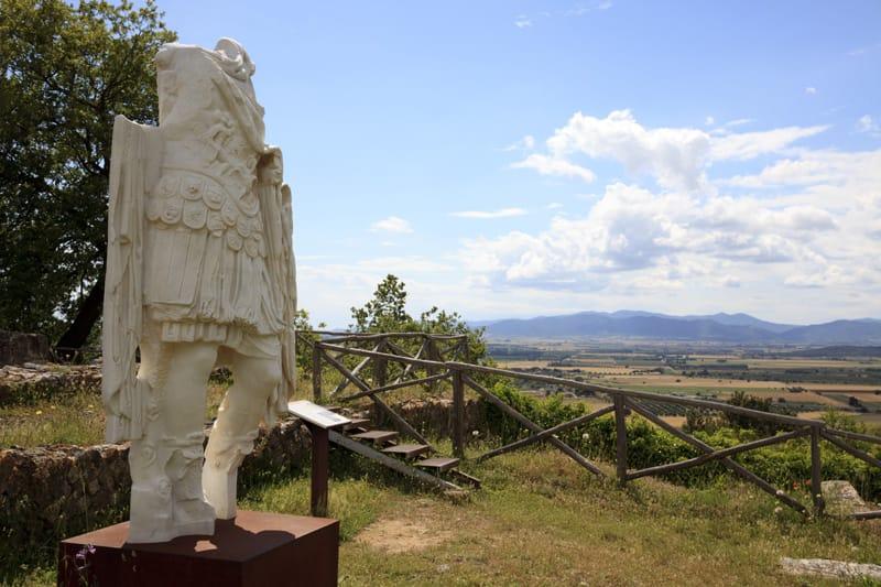 Cosa vedere in Toscana cosa visitare - Roselle e Vetulonia