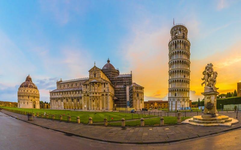 Cosa vedere in Toscana cosa visitare a Pisa