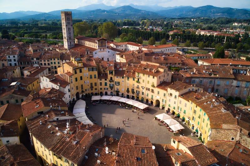 Cosa visitare in Toscana cosa vedere - Lucca